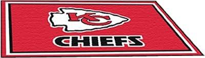 Fan Mats Kansas City Chiefs 5X8 Rug