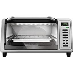 4- Slice Stainless Steel Toaster Oven