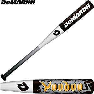 Buy DeMarini WTDXVDT00 Voodoo Tee Ball Bat (-11) - New for 2010! - One Color 26 15 by DeMarini