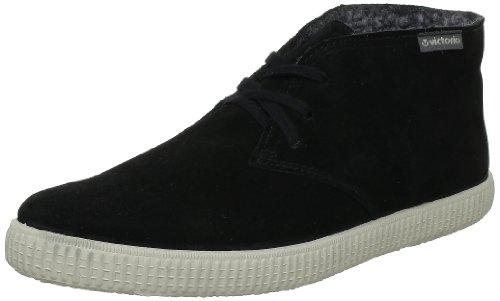 VictoriaSafari Serraje - Pantofole a Stivaletto Unisex - Adulto , Nero (Noir (Negro)), 42 EU