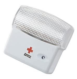 American Red Cross Automatic Night Light
