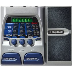 DigiTech RP200A Guitar Multi-Effects Pedal