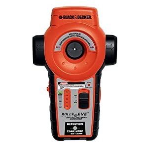 Black & Decker BDL110S BullsEye Laser Level Stud Sensor
