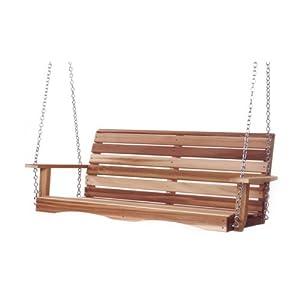 All Things Cedar All Things Cedar Porch Swing from All Things Cedar