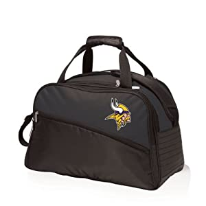 NFL Minnesota Vikings Tundra Insulated Cooler Duffel Bag by Picnic Time