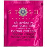 Strawberry Pomegranate Red Tea (Rooibos)
