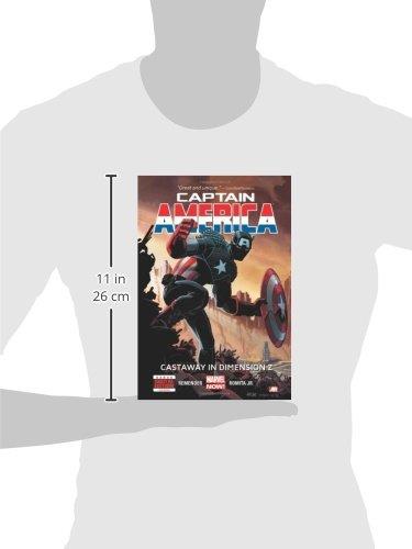 Captain America Castaway in Dimension Z HC 01
