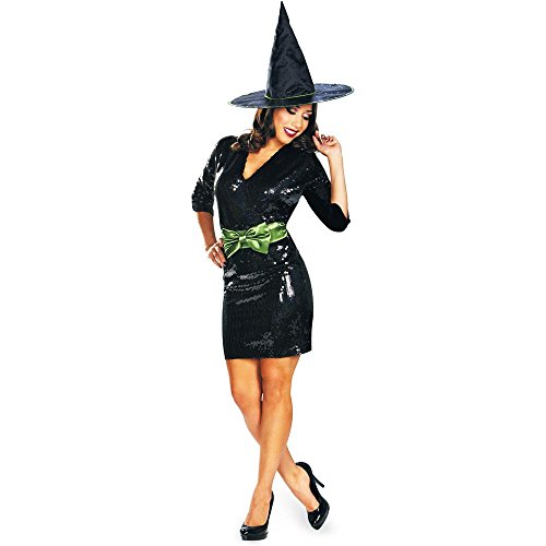 Glam Witch Plus Size Costume - 18-20