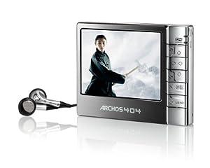 archos 404 portable multimedia: