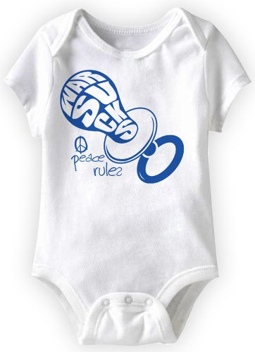 Hilarious Baby Onesies front-707553