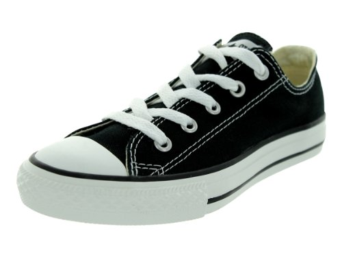 Converse Unisex Child Tod/Yth Chuck Taylor All Star Ox - Black - 11.5 TOD