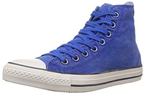 Converse International Unisex Blue Canvas Sneakers - 7 UK