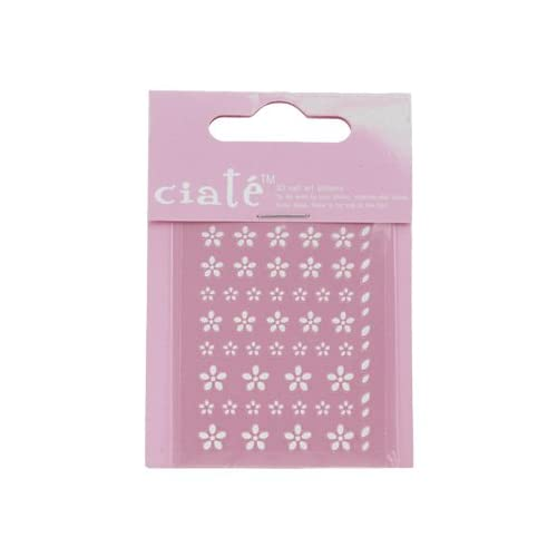 Ciate 3D Nail Art Stickers   Flowers