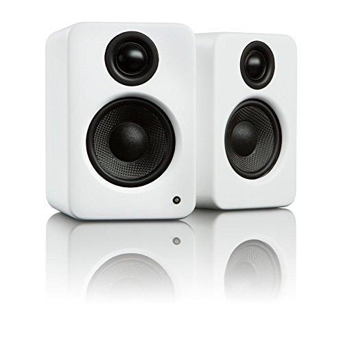 Kanto YU2MW Powered Desktop Speakers (Matte White)