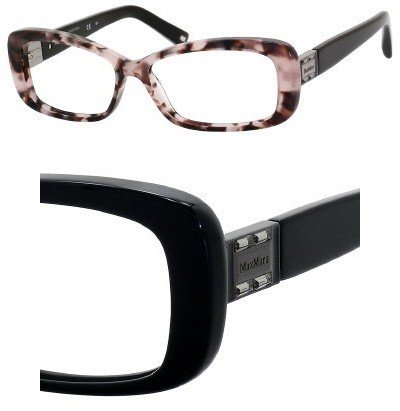 Max Mara MAX MARA Eyeglasses 1144 0807 Black 53MM