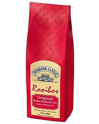 Windsor-Castle Rooibos Tee Original, Tüte, 200 g