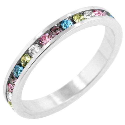 ISADY Paris Ladies Ring cz diamond ring ClaireArcEnCiel10