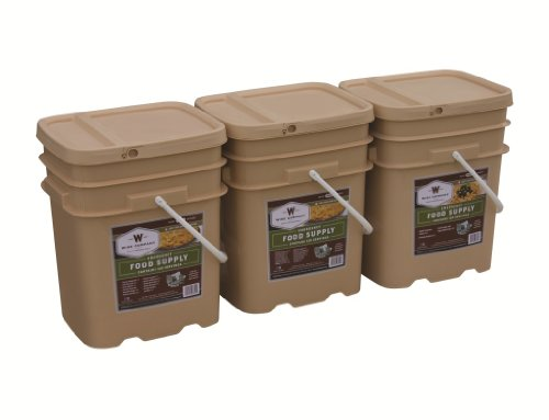 360 Serving Supply – 4 Month Survival Emergency Food Supply