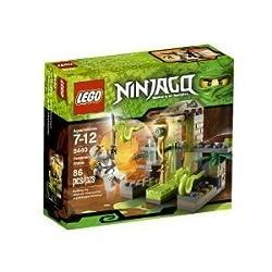 Toy / Game Enjoyable Lego Ninjago Venomari Shrine 9440 Dual Snake Launch Functions For Surprise Attacks