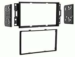 See METRA 95-3527 - Radio Installation kits - Pontiac Grand Prix 2004-2008 DDIN dash kit Details