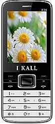 I Kall K 34 Dual SIM Mobile (Black)