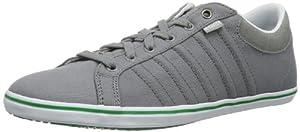 K-Swiss HOF IV T VNZ 03015-055-M Herren Sneaker, Grau (Stingray/White/Green 055), EU 43