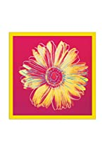 Artopweb Panel Decorativo Warhol Daisy, C.1982 - 35X35 cm Multicolor