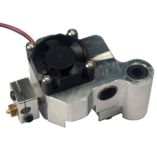 Evervictory 0.4mm Nozzle Extruder Hot End J-head Mount ...