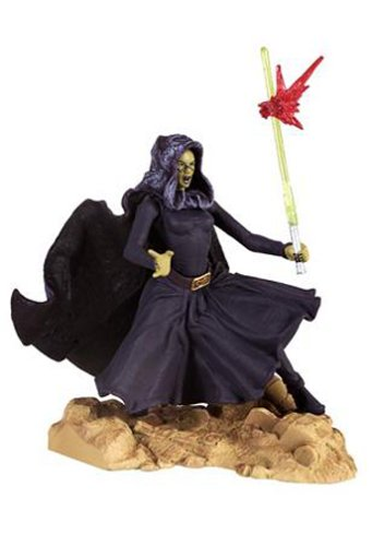 Star Wars Episode II Attack of the Clones Figure: Barriss Offee