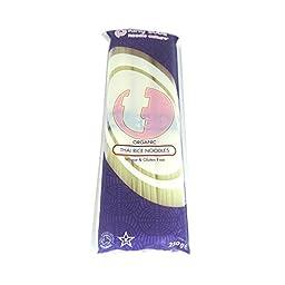 King Soba - Organic Thai Rice Noodles - 250g (Case of 12)