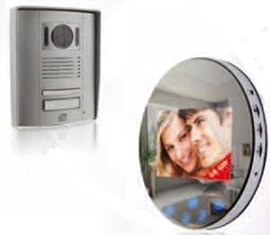 Instalacion videoportero sharemedoc for Visiophone extel lena 18