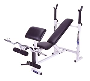 Competitor Cb 339 Multi Function Weight Bench Sports Outdoors