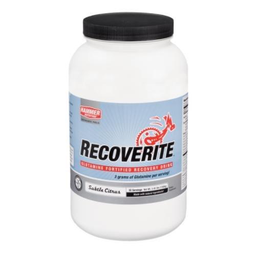 Hammer Nutrition Unisex Recoverite 32 svg. Flavor: Citrus