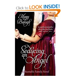 Seducing an Angel (Huxtable Series)