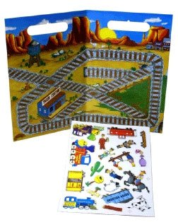 Magnetic Railroad
