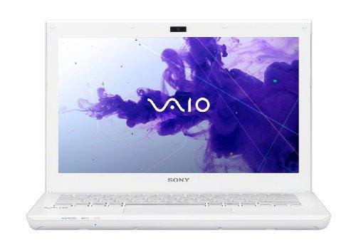 Sony VAIO S Series SVS1311BFXW 13.3-Inch Laptop (White)