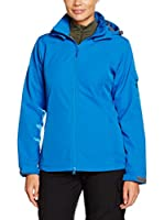 WÄFO Chaqueta Soft Shell (Azul Royal)