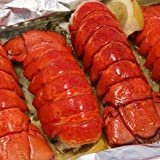 Lemon Butter Lobster Tails