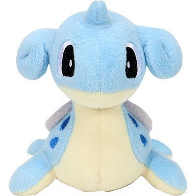 "TL Pokemon Center Poke Doll Plush Lapras 6"" Plush - 1"