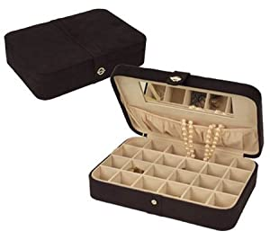 Jewelry Storage Box | Earring Cufflink Case