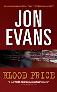 Blood Price by Jon Evans ebook deal