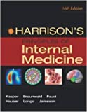 img - for Harrison's principles of internal medicine book / textbook / text book