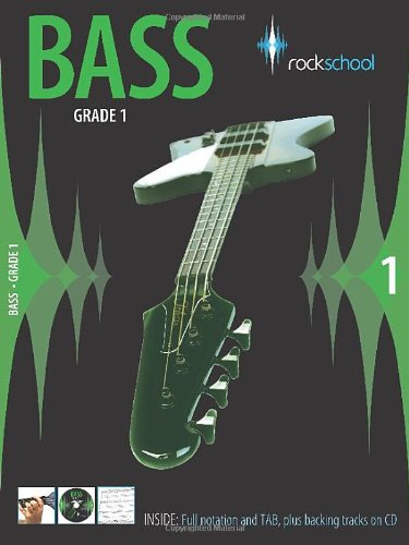 Better Bass with Rockschool: Grade 1