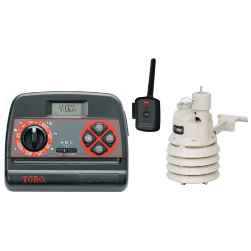 Toro 53855 XTRA 8 Zone Timer Smart-Pack Weather Sensor (Toro Timer compare prices)
