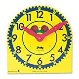 Carson-Dellosa 0768223199 Judy Clock, Original, Multiple Colors