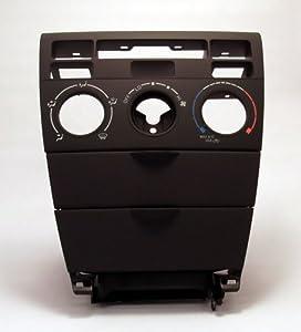 Center Dash Console Corolla 03-08 Black Genuine Toyota New