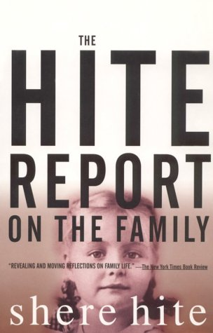 Image for The Hite Report on the Family: Growing Up Under Patriarchy