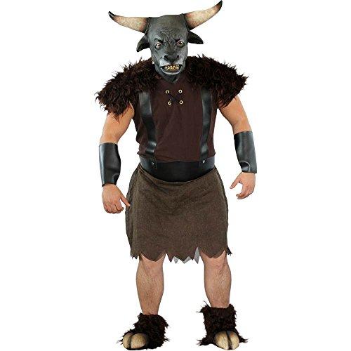 [Taurus Adult Costume] (Minotaurus Costumes)