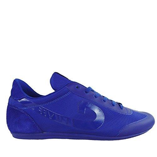 Cruyff Vanenburg X Lite Seta Scamosciata 43 Firm Blu