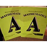 Regents High School Mathematics A Exam Review Workbook